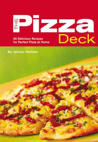The Pizza Deck: 50 Delicious Recipes for Perfect Pizza at Home (Pizza Recipe Cards compare prices)