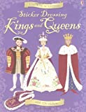 Ruth Brocklehurst Sticker Dressing: Kings & Queens (Usborne Sticker Dressing)
