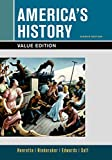 img - for America's History, Value Edition, Combined Volume book / textbook / text book