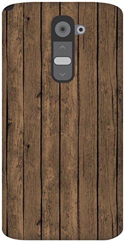 The Racoon Lean Brown Painted Wood hard plastic printed back case / cover for LG G2  available at amazon for Rs.99