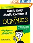 Roxio Easy Media Creator 8 For Dummies