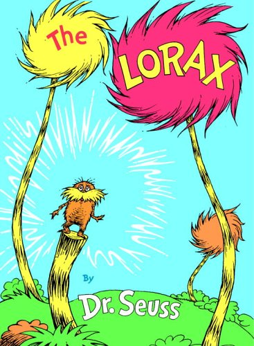 the lorax by Dr.Suess