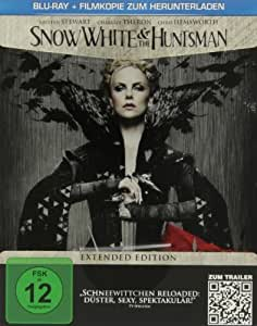 Snow White & the Huntsman - Steelbook [Blu-ray] [Limited Edition]