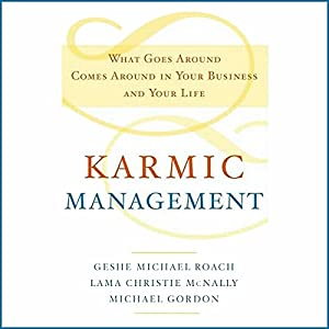 Karmic Management Audiobook