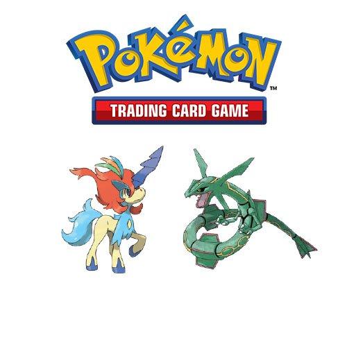 Pokemon Rayquaza vs Keldeo Battle Arena Deck - English