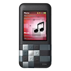 Creative ZEN Mozaic 4GB (Black)