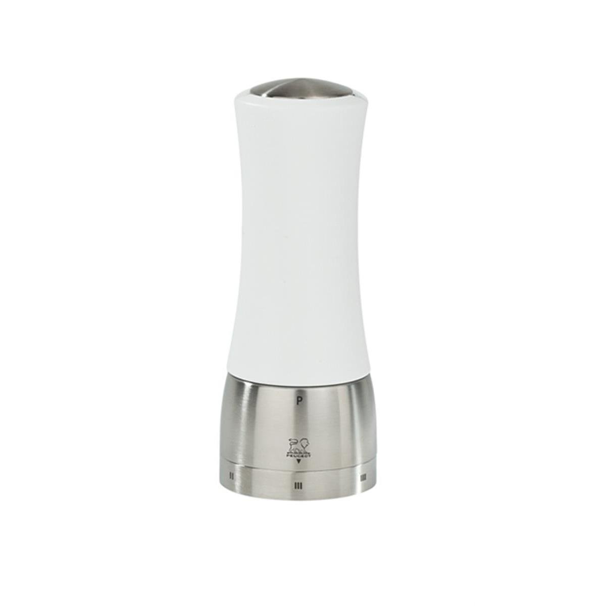 Peugeot 28831 Madras Pfeffermühle uSelect, 16 cm, weiß    Überprüfung und weitere Informationen