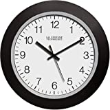 La Crosse Technology 10 Inch Plastic Analog Wall Clock - WT-3102B