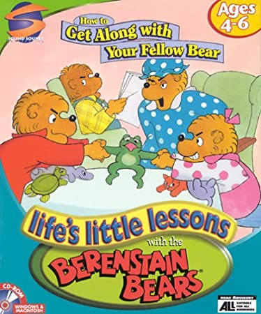 Berenstein Bears Clean Up