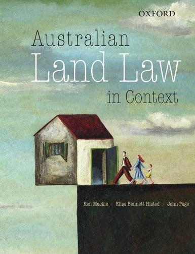 Australian Property Law Mackie