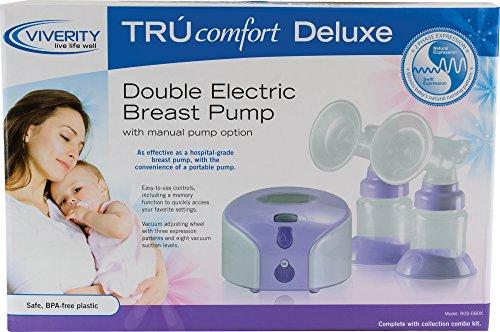 manual or electric breast pump