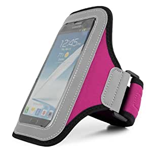 SumacLife Pink Workout Armband Pouch Case