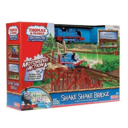 Thomas the Train: Shake Shake Bridge with MOTORIZED ACTION As Seen on Misty Island Rescue