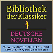 Deutsche Novellen (Bibliothek der Klassiker) Hörbuch von  div. Gesprochen von: Sven Görtz, Jürgen Fritsche