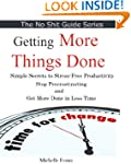 Getting Things Done:  Simple Secrets...