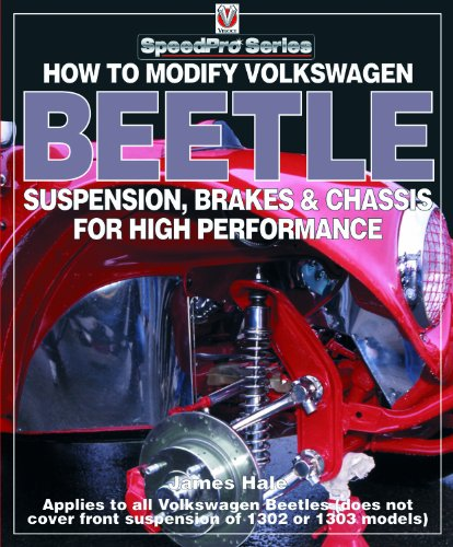 How To Modify Volkswagen Beetle Chassis, Suspension & Brakes (Speedpro Series)