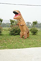 Costume - Ourmall T-Rex Inflatable Costume ADULT SIZE Halloween Costume