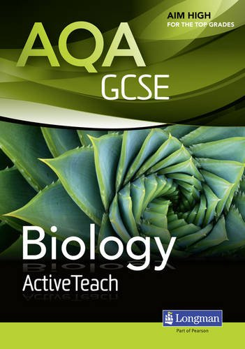 AQA GCSE Biology ActiveTeach Pack with CD-ROM (AQA GCSE Science 2011)