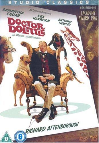 Dr Dolittle - Studio Classics [DVD] [1967]