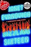 Sizzling Sixteen (Random House Large Print)