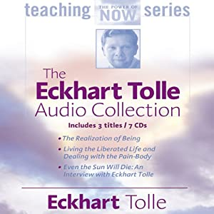 The Eckhart Tolle Audio Collection Audiobook