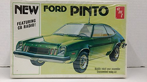 AMT T485 1977 Ford Pinto Runabout 1:25 Scale Plastic Model Kit - Requires Assembly (Toy Ford Pinto compare prices)