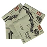 鈴木バイオリン 弦 Suzuki スズキ セット E & A & D & G Violin ( ヴァイオリン ) 1/2-1/4用