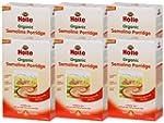 Holle Organic Baby Porridges - Semoli...