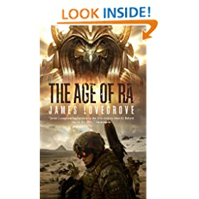 The Age of Ra (Pantheon Book 1)