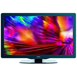Philips 40PFL3705D/F7 40-Inch 1080p 120 Hz LCD HDTV, Black