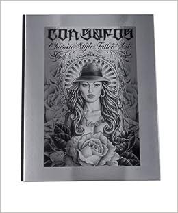Con Safos (Chicano Style Tattoo Art): Miki Vialetto: Amazon.com: Books