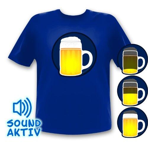 Cerveza-Party-Camiseta-Camiseta-de-led-Oktoberfest-de-carnaval