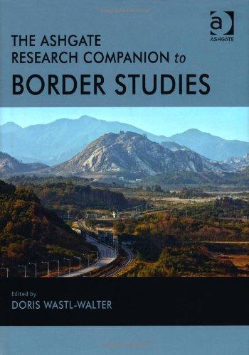 The Ashgate Research Companion to Border Studies (Ashgate Research Companions)