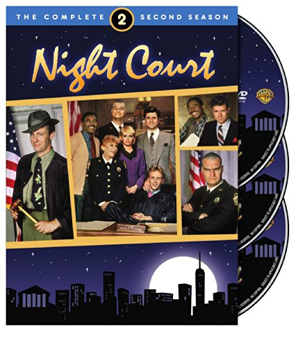 Night Court: Complete Second Season [DVD] [Import]