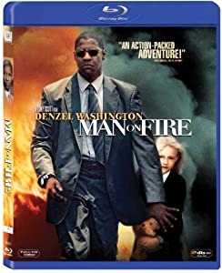 Man on Fire [Blu-ray]