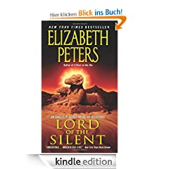 Lord of the Silent: A Novel of Suspense (Amelia Peabody Mysteries)
