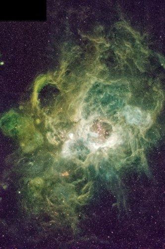 New 5X7 Space Photo: Nursery Of New Stars In Large Nebula