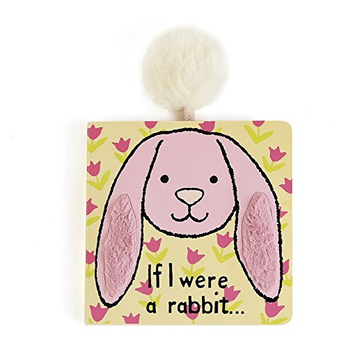 Jellycat Board Books, If I Were a Rabbit
