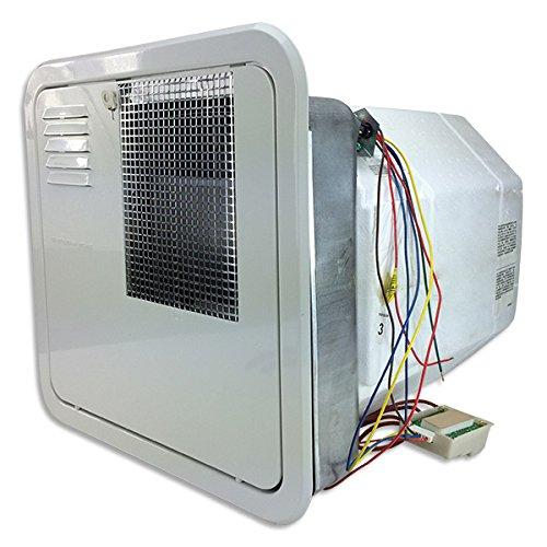 NEW SUBURBAN SW10DE RV 10 GALLON HOT WATER HEATER WITH NEW SUBURBAN 10 GALLON WHITE DOOR (Hot Water Heater 10 Gallon compare prices)