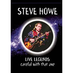 Steve Howe Live Legends