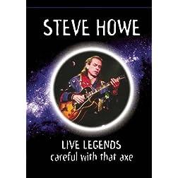 Steve Howe Live Legends