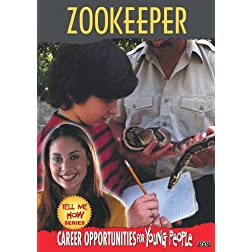 Tell Me How Career Series: Zookeeper