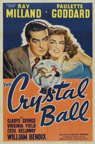 The Crystal Ball Cover