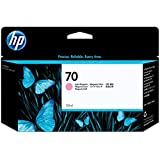 HP 70 Light Magenta 130 Ml Ink Crtg Use In Selected Hp Designjet Printers.