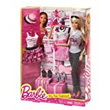 Barbie Doll Fashion Assortment, Multi Color