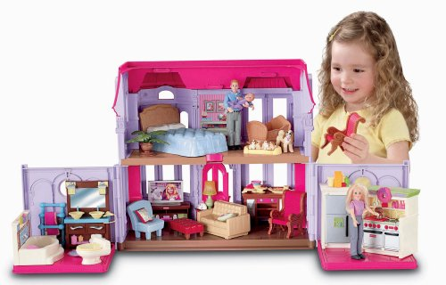 51Ha 1%2Bi55L Buy  Fisher Price Loving Family   Family Manor