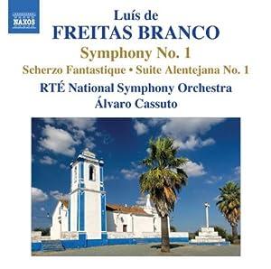 Symphony No. 1 / Suite Alentejana