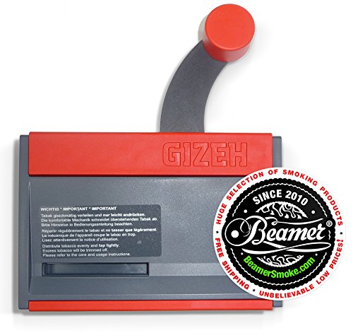 Gizeh-Silver-Tip-Premium-Filling-Machine-Limited-Beamer-Smoke-Sticker-Used-for-Rolling-Tobacco-Legal-Smoking-Herbs-Herbal-Mixes-Non-tobacco-Legal-Items-Make-Your-Own-Myo-Roll-Your-Own-Ryo