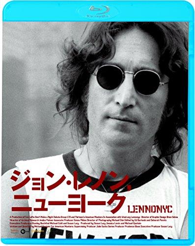 ジョン・レノン、ニューヨーク [Blu-ray]