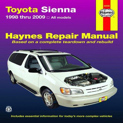 haynes-repair-manual-toyota-sienna-1998-through-2009